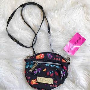 NWT Betsey Johnson Mini Cross Body Bag Fruits